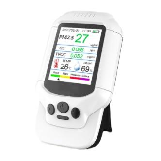 Monitor de calidad de aire