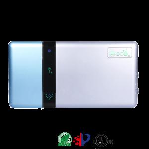 Purificador de agua con ozono